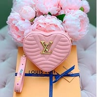 Louis Vuitton Women Heart Bag New Wave