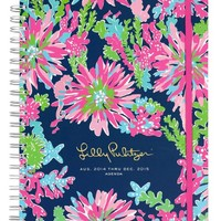 Lilly Pulitzer 2014-2015 Agenda - Trippin' and Sippin', Large