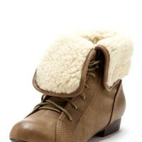 MTNG Originals and SixtySeven Faux Fur Lined Bootie on HauteLook