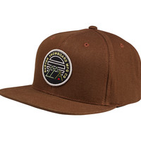 Burton: Foothills Snapback Hat - Wood Thrush