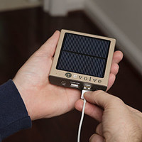 Xe Hybrid Solar/AC Portable Charger