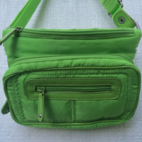 Retro Lime Green Fanny Pack