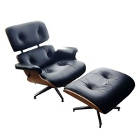 Pre-owned Herman Miller Eames Lounge Chair & Ottoman