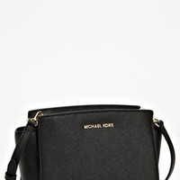 'Medium Selma' Saffiano Leather Crossbody Bag