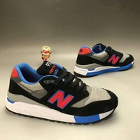 New Balance 998 Men Sport Casual N Words Multicolor Retro Sneakers Running Shoes-1