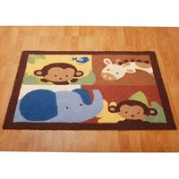Jungle 123 Rug 342058418 | Kids Rugs | Rugs | For the Home | Burlington Coat Factory