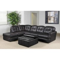 Chelsea Jade Two Piece Living Room Set In Eastern Charcoal