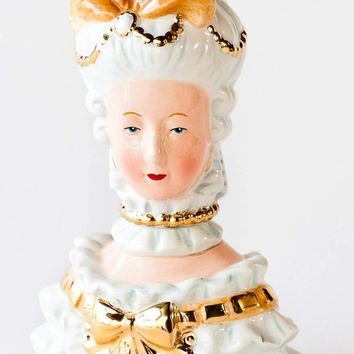 Marie Antoinette Salt And Pepper Shaker Set