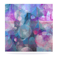 """Marianna Tankelevich """"Dream Houses"""" Luxe Square Panel"""