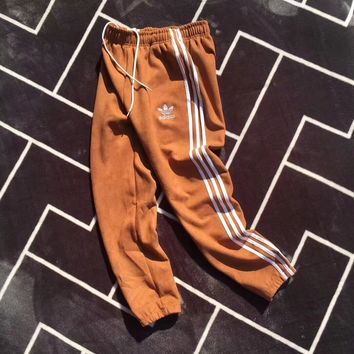 Adidas Fashion Women Men Strappy Motion pants