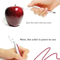 color picker pen by jinsu park