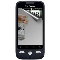 Amzer Mirror Screen Protector Shield with Cleaning Cloth for HTC DROID Eris