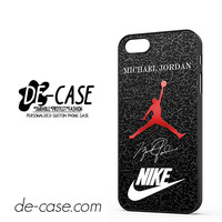 Nike Michael Jordan Air Jordan For Iphone 5 Iphone 5S Case Phone Case Gift Present