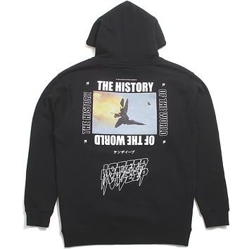 History Of The World Hoodie Black