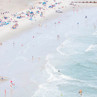 Wildwood II - Aerial Beach Photography
