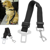 1Pc Adjustable Dog Car Safety Harness