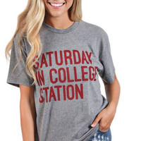Charlie Southern Saturday in College Station Tee