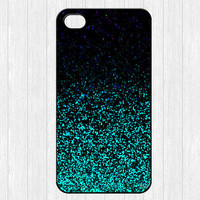 Glitter iPhone 4 Case,Mint Sparkle Glitter iPhone 4 4g 4s Hard Case,cover skin case for iphone 4/4g/4s case,More styles for you choose