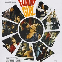 Funny Girl (French) 11x17 Movie Poster (1969)