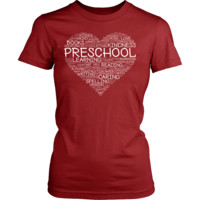 Preschool - Heart abc