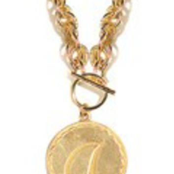 Nantucket Charm Necklace {Gold or Silver Plate}