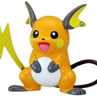 Takaratomy Pokemon Monster Collection M Figure - M-053 - Raichu