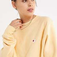 Champion & UO Crew-Neck Sweatshirt | Urban Outfitters