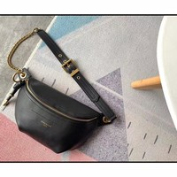 Kuyou Givenchy Paris Fashion Women Men Gb39616 Whip Bum Bag In Smooth Leather 28*16*9cm