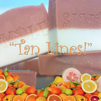 TAN LINES - The Luxury Vacation Bar - Natural Bath & Body Products by Simple MInded Bath Co.