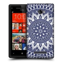 Head Case Designs Bewitched Mandala Protective Snap-on Hard Back Case Cover for HTC Windows Phone 8X