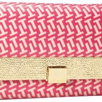 Ted Baker XS3W-XB77-Stallar Clutch,Pink,One Size