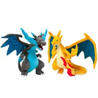 Pokemon Mega Evolution Charizard Soft Plush Kawaii Kids Toy 2 Variations
