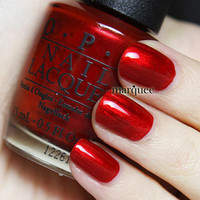 OPI Nail Polish (D09-Die Another Day) NEW  James Bond Skyfall 007 Collection