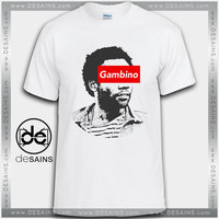 Cheap Graphic Tee Shirts Childish Gambino Donald Glover