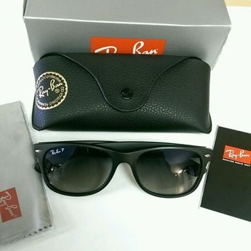 Cheap New Authentic Ray Ban 2132 New Wayfarer Polarized Sunglasses Retail $190!! outlet
