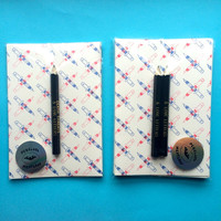 Death Threats & Love Letters- Stationary and pencil set