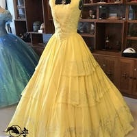 Beauty and Beast Belle Costume