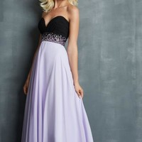 Night Moves 7023 at Prom Dress Shop