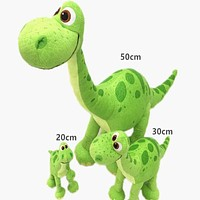 1pcs The Good Dinosaur plush dolls,The Good Dinosaur and the dinosaur Arlo stuffed animals plush education toys for baby