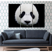 Panda Love Wall Art