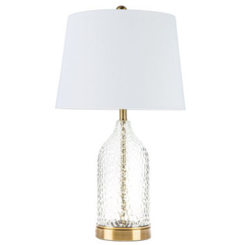 Bubbled Glass Lamp | Hobby Lobby | 1608348