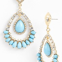 Tasha Teardrop Earrings