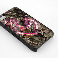 Love Browning Deer Pink for iphone 4/4s case, iphone 5/5s/5c case, samsung s3/s4 case cover