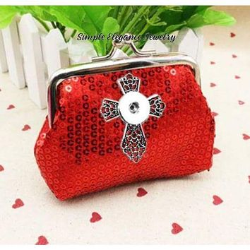 Liana Summer Pattern Canvas Change Coin Purse Assorted Change Cash Bag with Zip