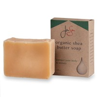 Citrus Pine Natural Organic Soap for men