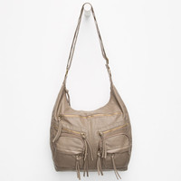 T-Shirt & Jeans Charlene Crossbody Bag Taupe One Size For Women 24130341301