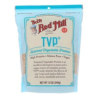 Bob's Red Mill - Texturized Veg Protein G-f - Case Of 4-12 Oz