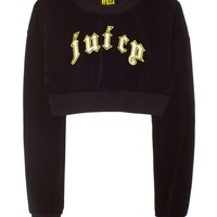 VFILES + Juicy Couture Velour Pullover