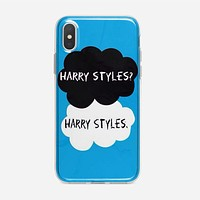 Harry Styles Collage iPhone X Case
