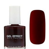 Burgundy Gel Effect Polish